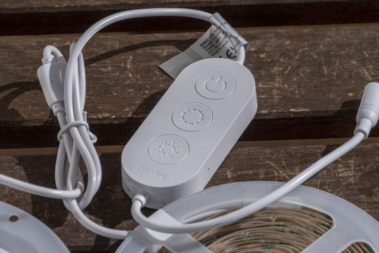 Govee programozható LED szalag teszt 6