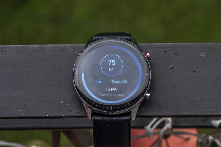 Xiaomi Amazfit GTR 2 sportóra teszt 14