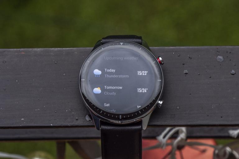 Xiaomi Amazfit GTR 2 sportóra teszt 17