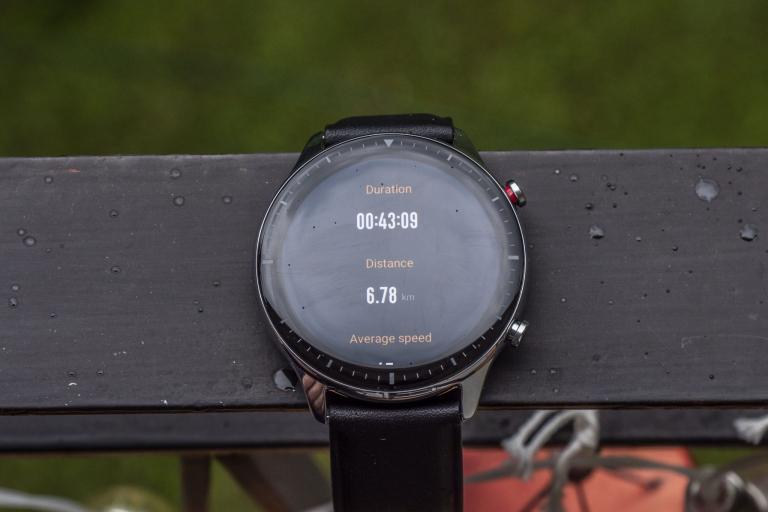 Xiaomi Amazfit GTR 2 sportóra teszt 20