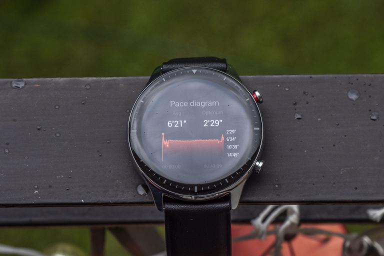 Xiaomi Amazfit GTR 2 sportóra teszt 22