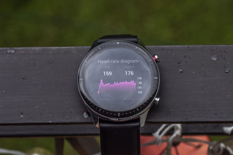 Xiaomi Amazfit GTR 2 sportóra teszt 23