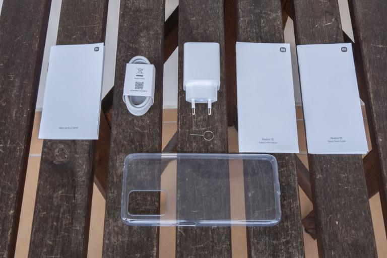 Xiaomi Redmi 10 okostelefon teszt 2