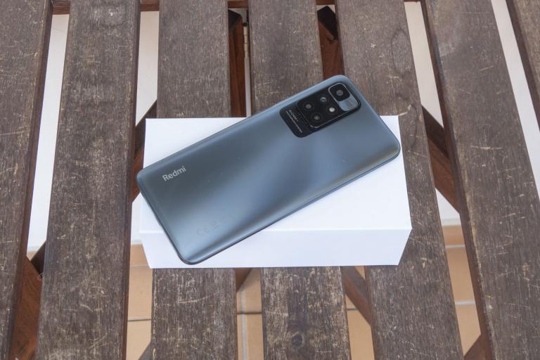 Xiaomi Redmi 10 okostelefon teszt 4