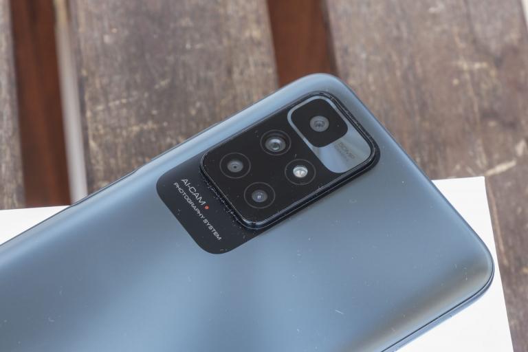 Xiaomi Redmi 10 okostelefon teszt 5