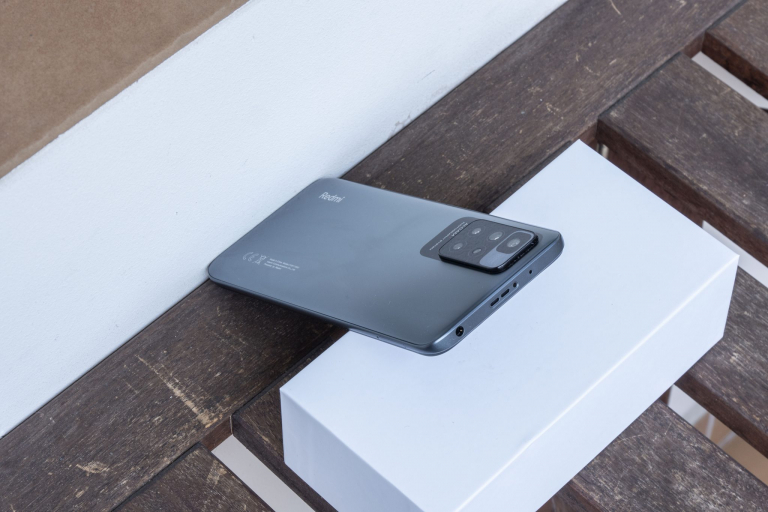 Xiaomi Redmi 10 okostelefon teszt 9