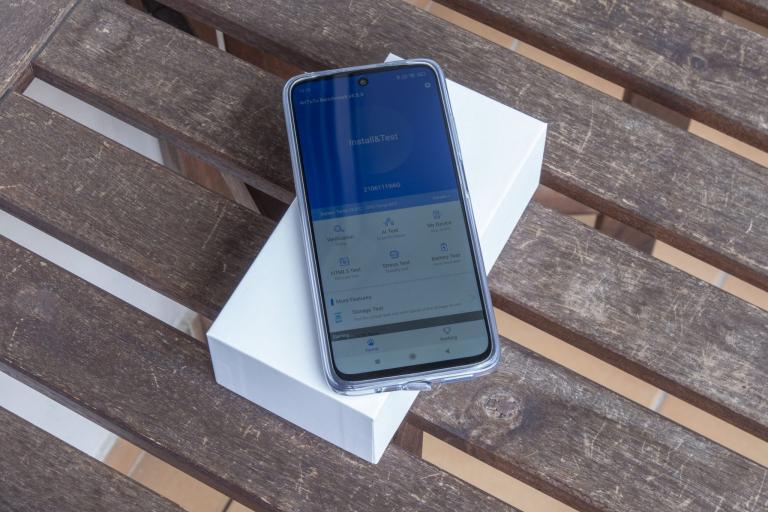 Xiaomi Redmi 10 okostelefon teszt 11