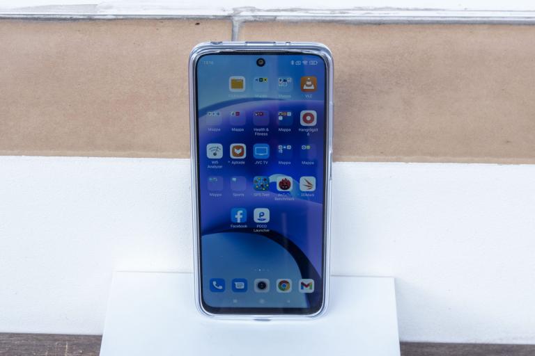 Xiaomi Redmi 10 okostelefon teszt 12