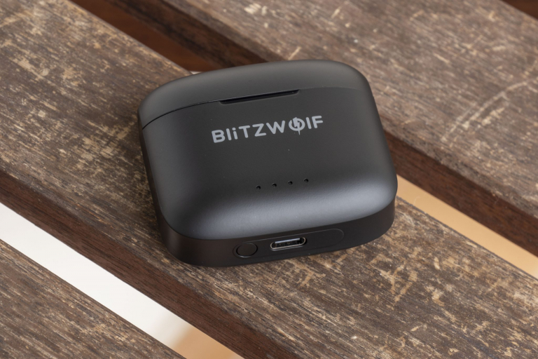 BlitzWolf BW-FYE11 TWS fülhallgató teszt 8
