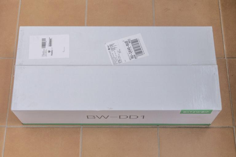 Blitzwolf BW-DD1 felmosógép teszt 2