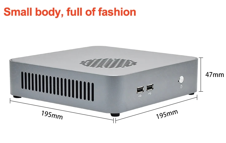 A T-bao Ryzen 7-es processzorral kínál mini PC-t 8