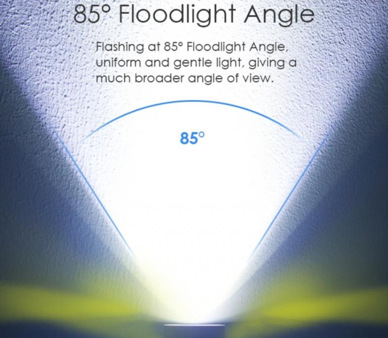 Akciós áron rendelhető a Gaciron 800 lumenes bicólámpája 7