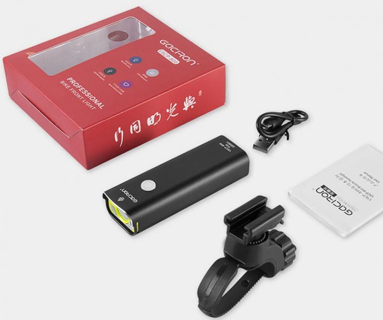 Akciós áron rendelhető a Gaciron 800 lumenes bicólámpája 9