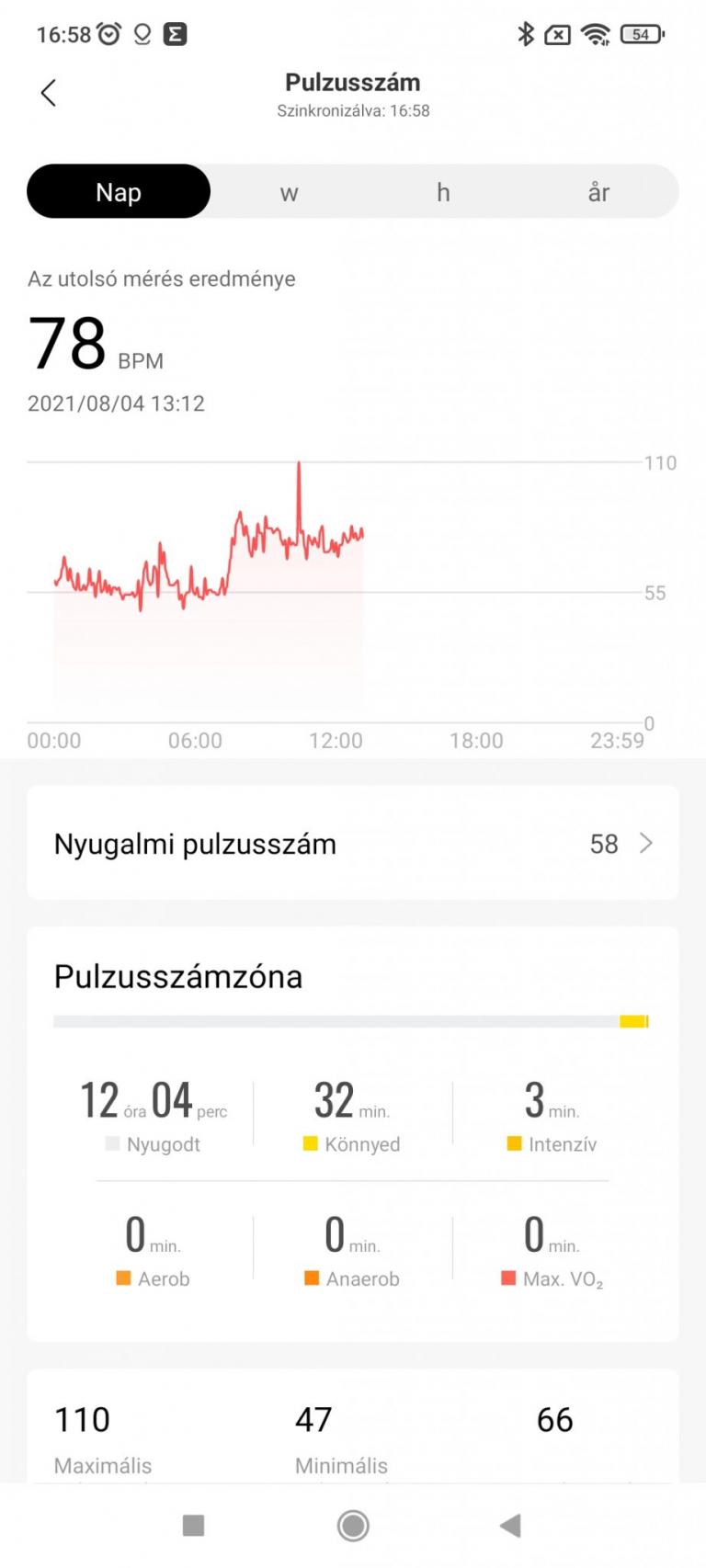Xiaomi Amazfit GTR 2 sportóra teszt 29