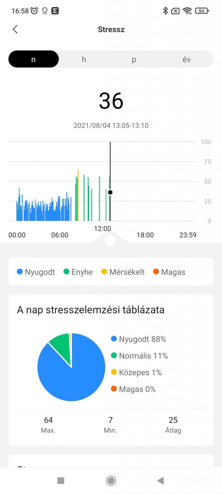 Xiaomi Amazfit GTR 2 sportóra teszt 30
