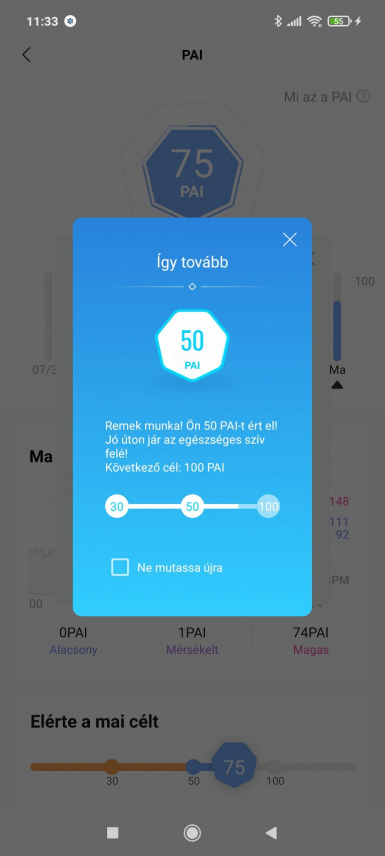 Xiaomi Amazfit GTR 2 sportóra teszt 39