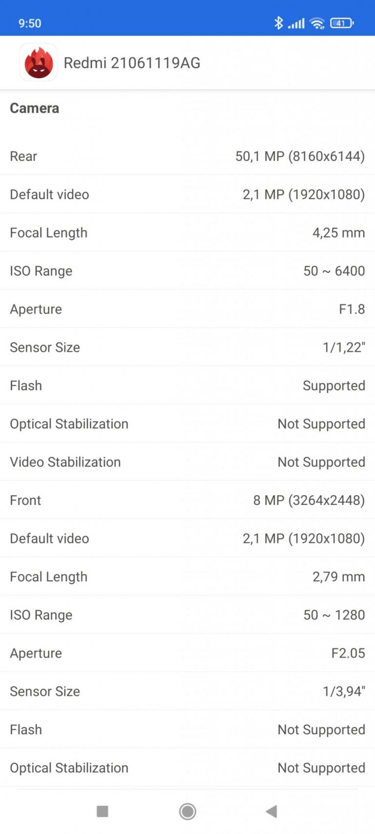 Xiaomi Redmi 10 okostelefon teszt 22