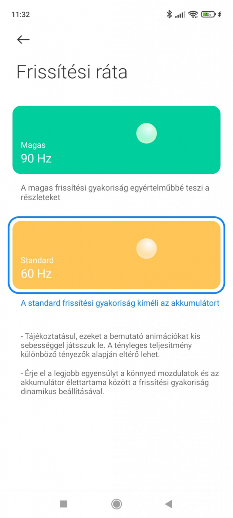 Xiaomi Redmi 10 okostelefon teszt 25