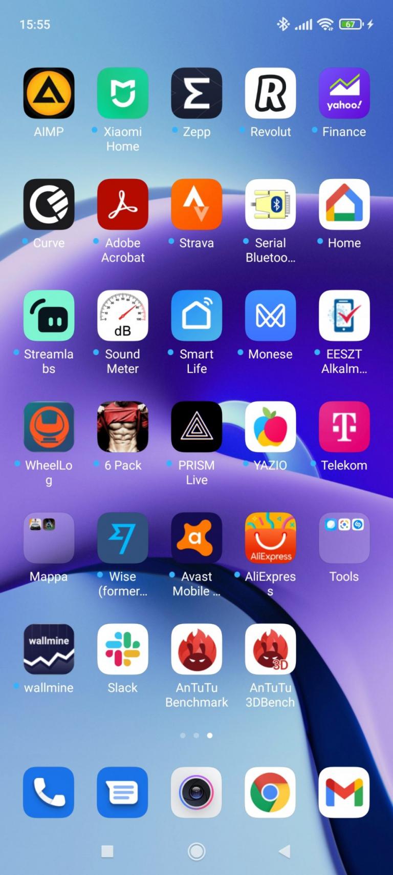 Xiaomi Redmi 10 okostelefon teszt 28