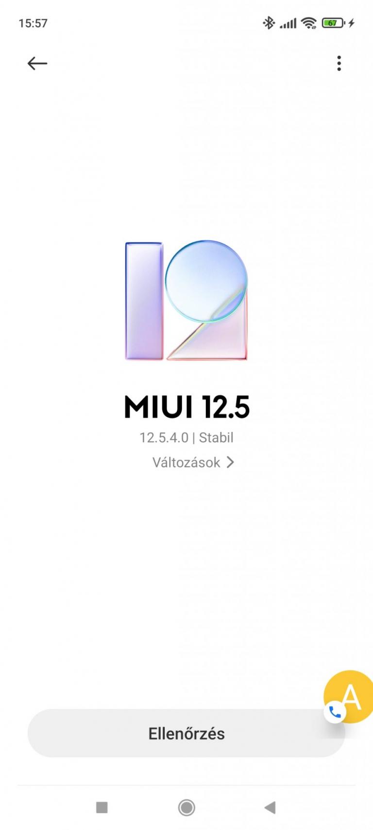 Xiaomi Redmi 10 okostelefon teszt 33