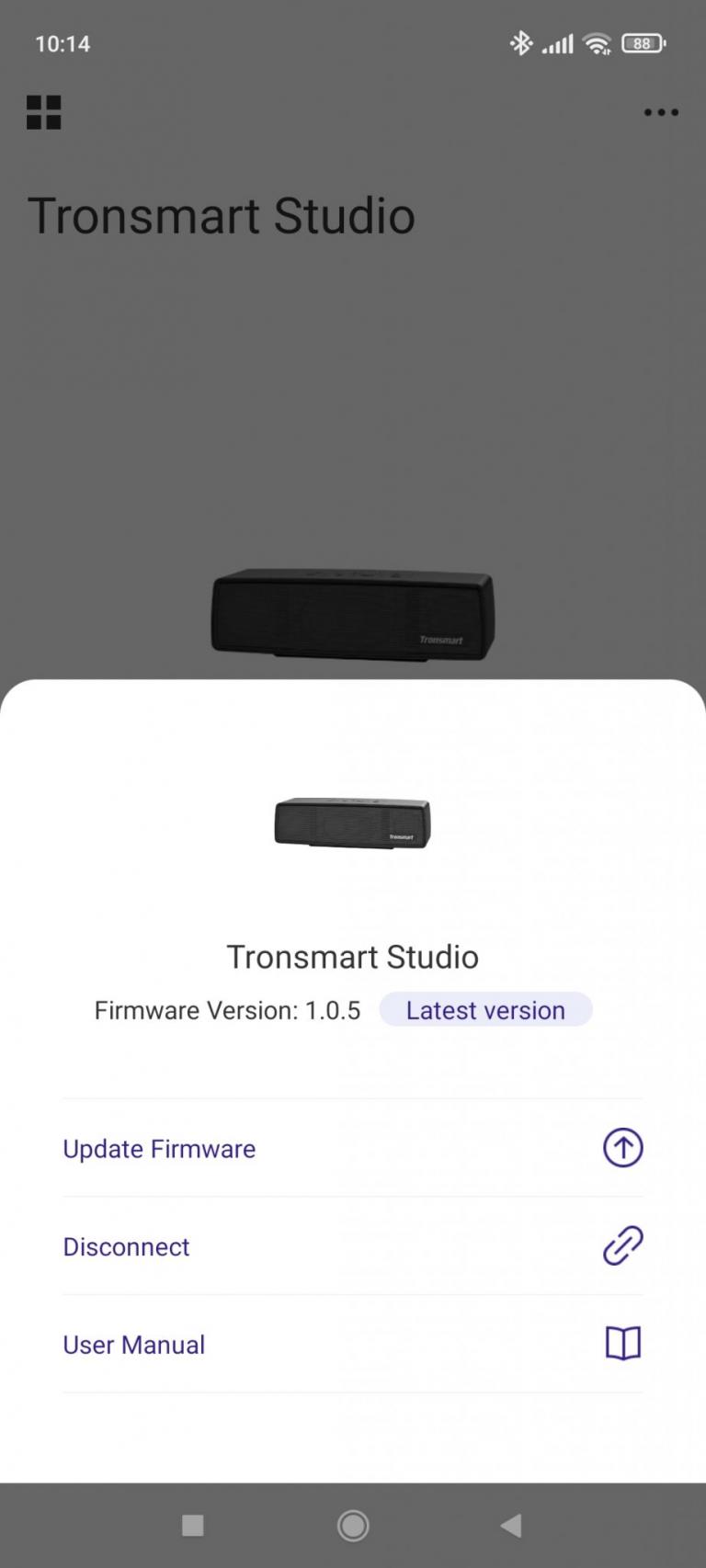 Tronsmart Studio BT hangszóró teszt 17