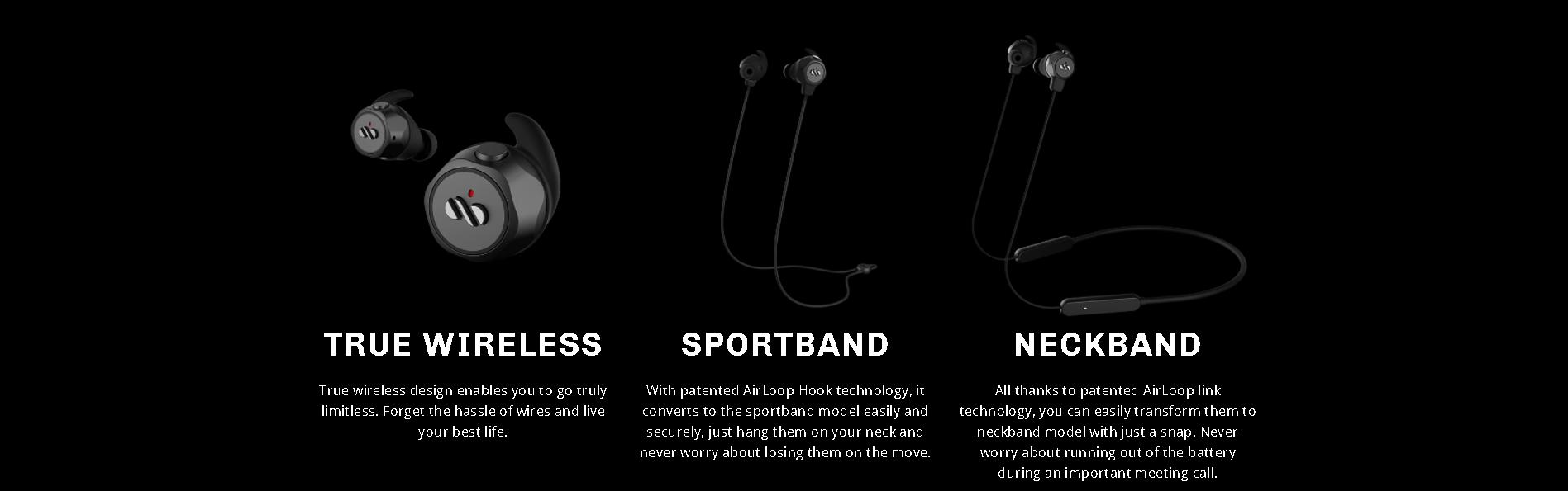 Airloop Snap 3 az 1-ben TWS fülhallgató teszt 13