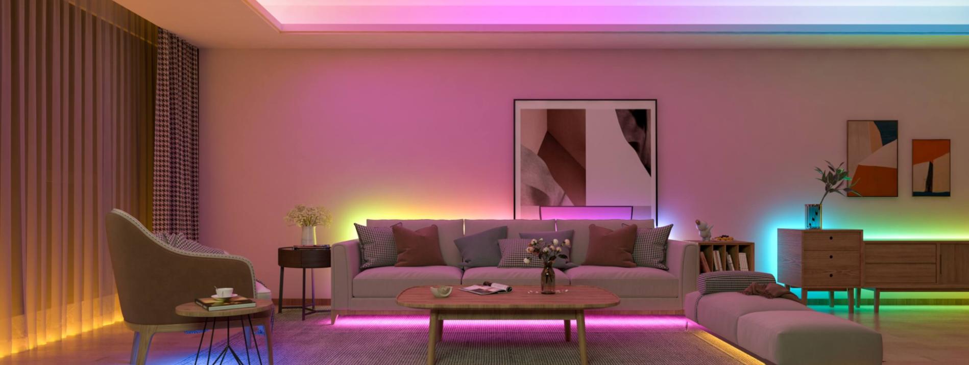 Govee programozható LED szalag teszt 7