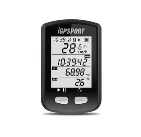 IGPSPORT IGS10S és IGS20E kerékpár komputer teszt 13