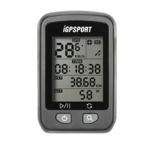 IGPSPORT IGS10S és IGS20E kerékpár komputer teszt 38