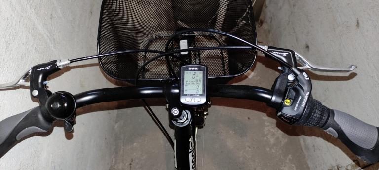 IGPSPORT IGS10S és IGS20E kerékpár komputer teszt 11