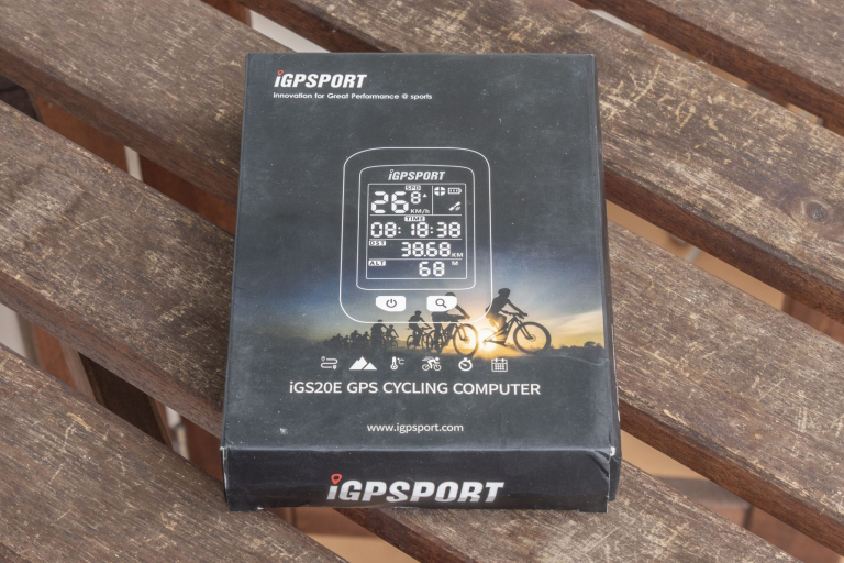 IGPSPORT IGS10S és IGS20E kerékpár komputer teszt 39