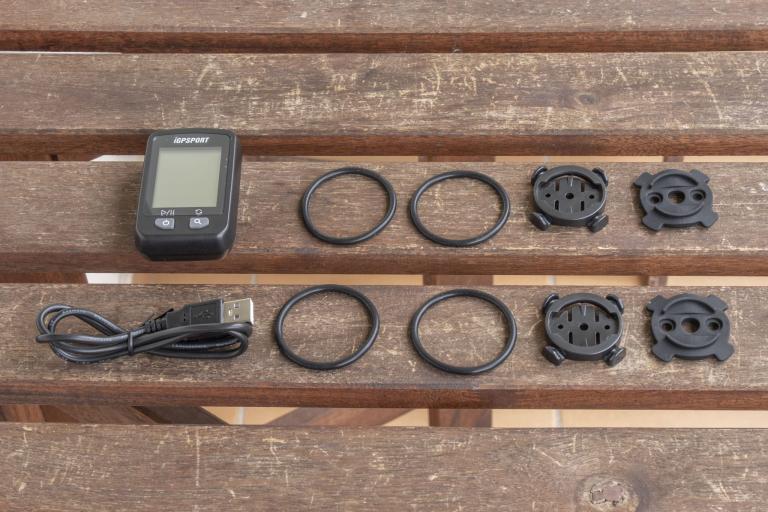 IGPSPORT IGS10S és IGS20E kerékpár komputer teszt 41