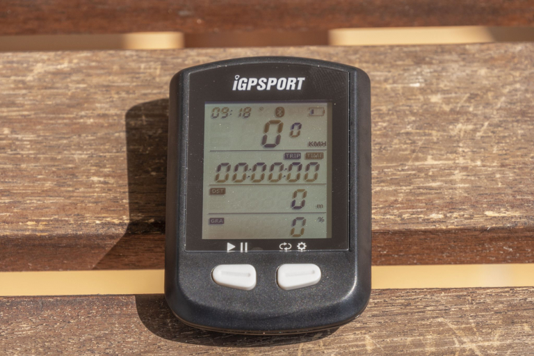 IGPSPORT IGS10S bringa komputer féláron 2