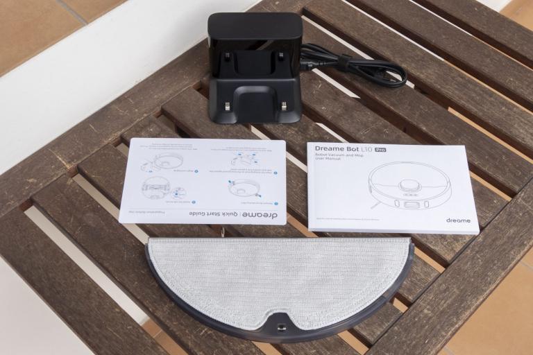 Xiaomi Dreame L10 Pro robotporszívó teszt 4