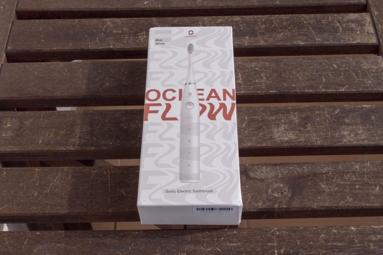 Oclean Flow szónikus fogkefe teszt 2