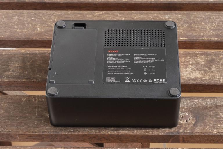 Baseus inAuto és 70mai Air Compressor Eco összehasonlító teszt 6