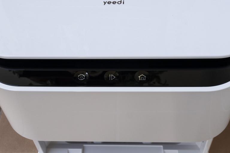 Yeedi robotporszívó és felmosóállomás teszt 5