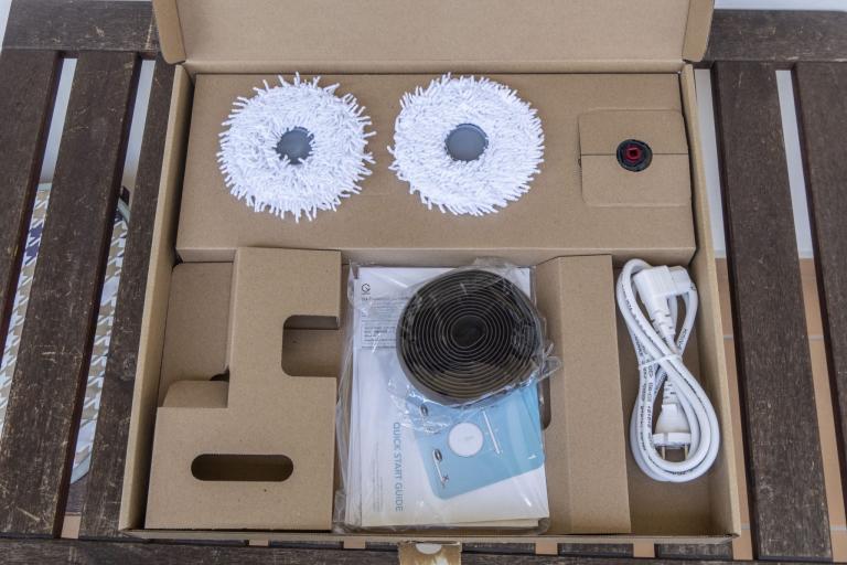 Yeedi robotporszívó és felmosóállomás teszt 8