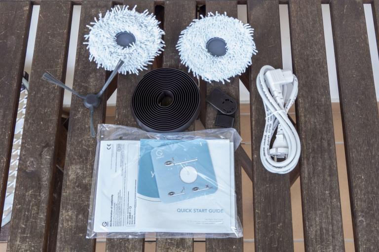 Yeedi robotporszívó és felmosóállomás teszt 9