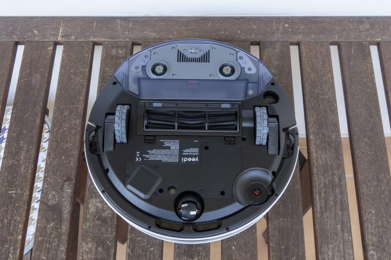Yeedi robotporszívó és felmosóállomás teszt 13