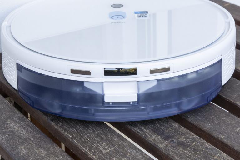 Yeedi robotporszívó és felmosóállomás teszt 19
