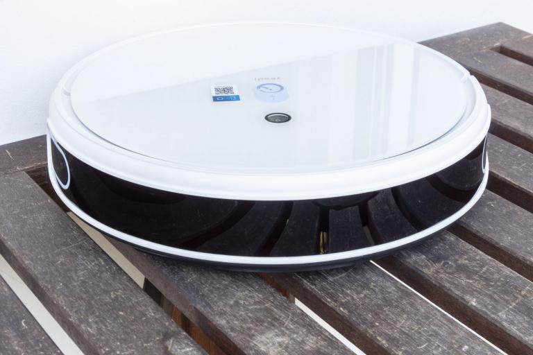Yeedi robotporszívó és felmosóállomás teszt 20