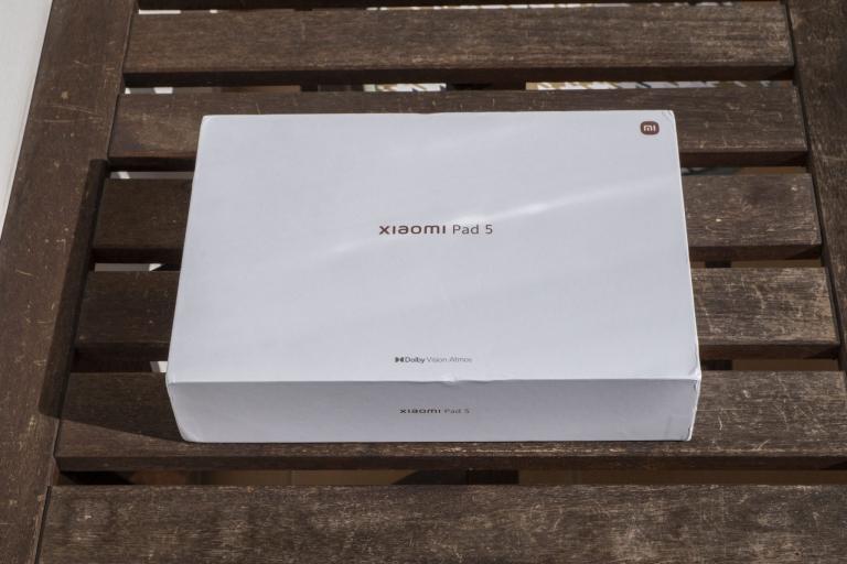 Xiaomi Pad 5 (Global version) tablet teszt 2
