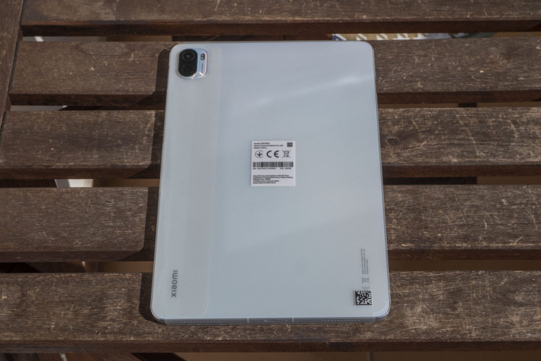 Xiaomi Pad 5 (Global version) tablet teszt 6