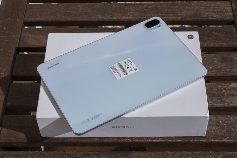 Xiaomi Pad 5 (Global version) tablet teszt 9