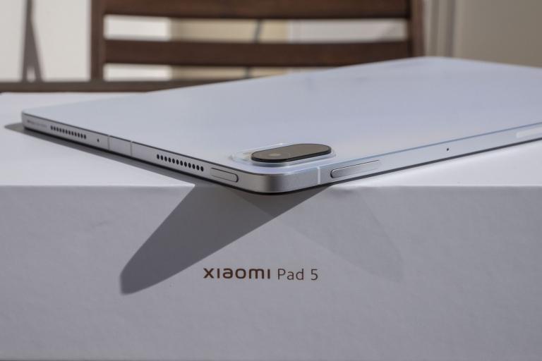 Xiaomi Pad 5 (Global version) tablet teszt 12