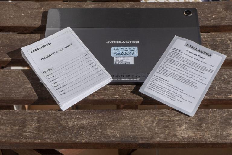 Teclast T40 Plus tablet teszt 4