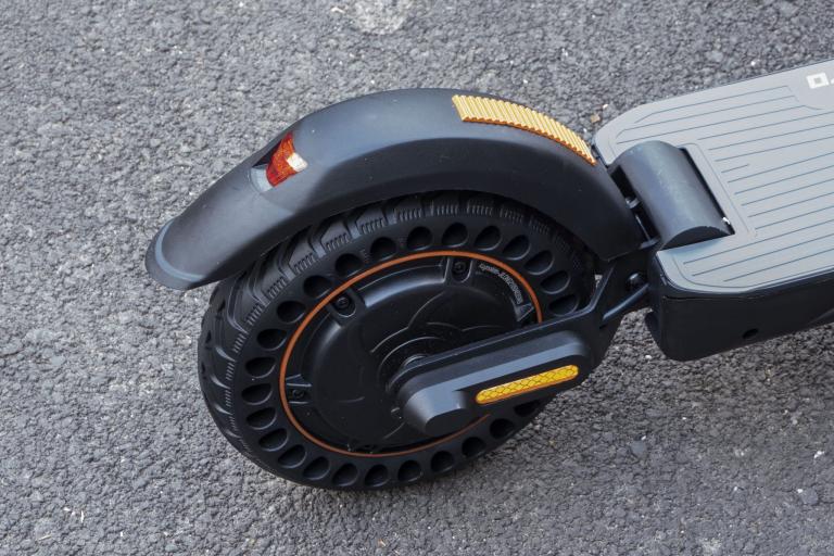 KugooKirin S1 Pro elektromos roller teszt 5