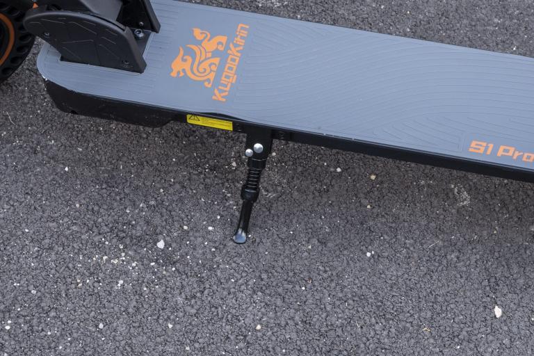 KugooKirin S1 Pro elektromos roller teszt 8