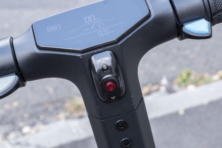 KugooKirin S1 Pro elektromos roller teszt 11